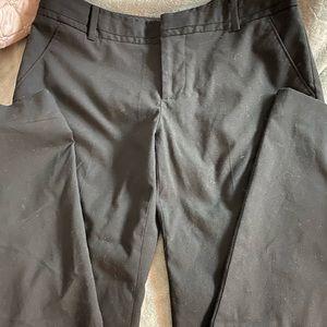 Banana Republic Black Dress pants Sz 4R